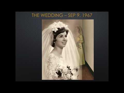 Paul & Linda-Lee Bowman - 50th Anniversary Tribute