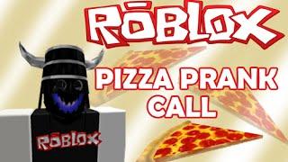 Ruckus Pizza Prank Call - ROBLOX