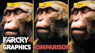 Far Cry 4 - Graphics Comparison