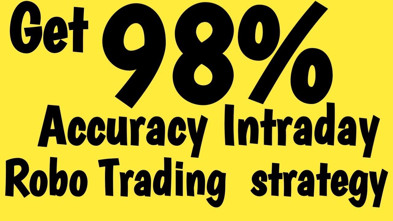 New Advanced Robo Trading Strategy Kannada