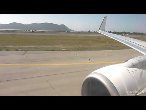 Ryanair FR9253 London Stansted (STN) - Ibiza (IBZ) *FULL FLIGHT* Boeing 737-800 EI-DYC 16/4/16