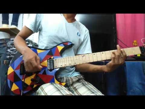 Rahmat - Hanya segenggam setia (guitar cover)