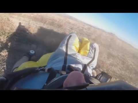 Ужасные падения парашютистов  Жесть 18