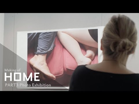 Making of HOME Part3: Photo Exhibition- HOME Project Magnum