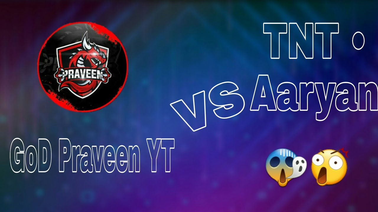 GoD Praveen YT VS TNT • Aaryan Fight In Stadium Near House || GoD Praveen Killed TNT • Aaryan😱😲 ||