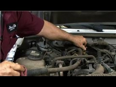 Maintaining a Vehicle : How to Check the Transmission Fluid in a Truck