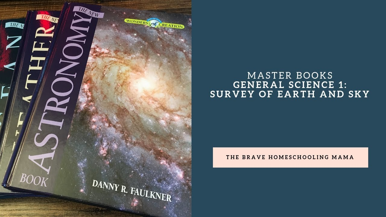 MASTER BOOKS GENERAL SCIENCE 1 image