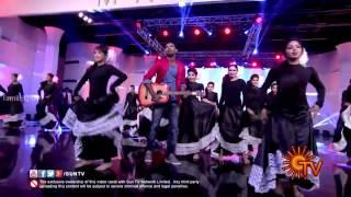 Yaendi Yaendi Audio Launch Program Video    Puli 2015   720p HD Video Song