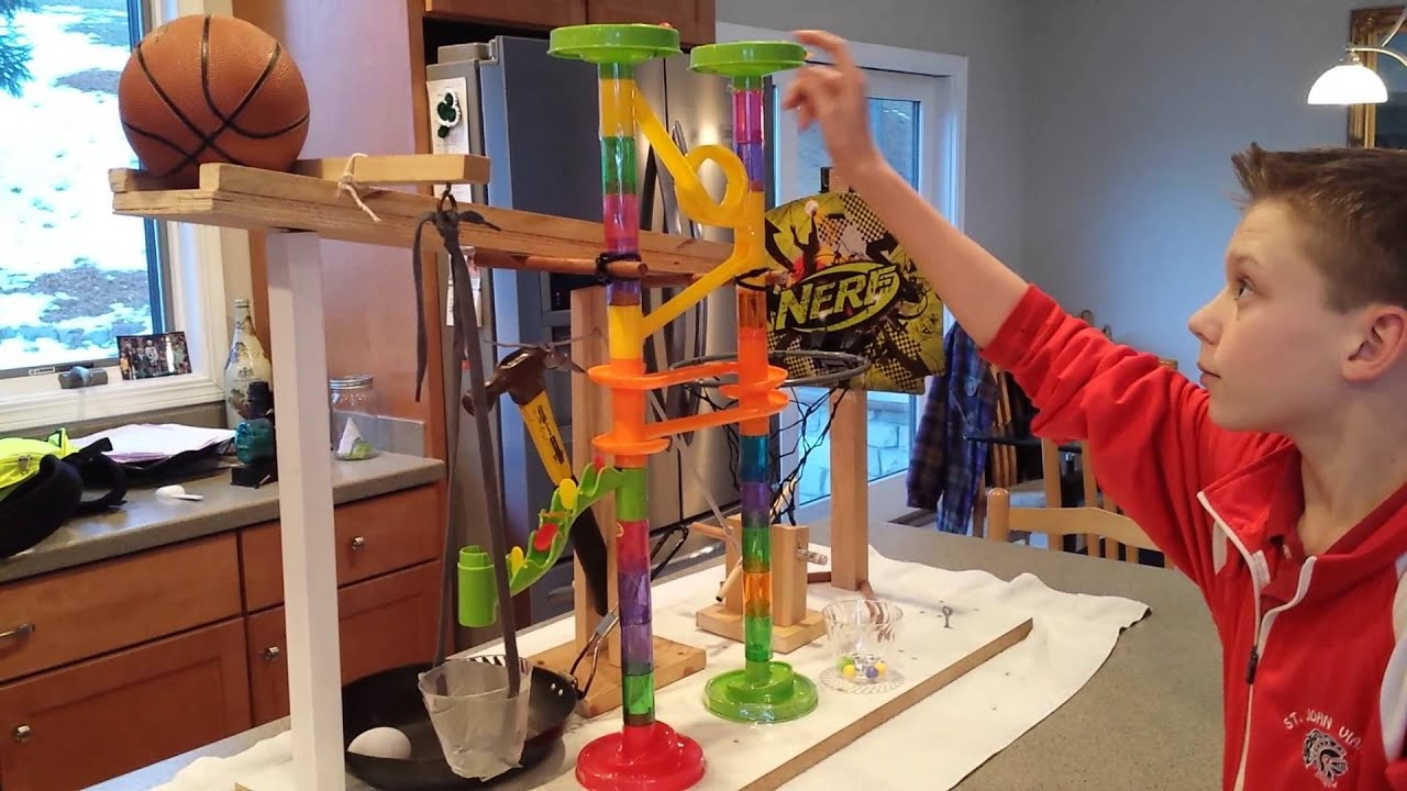 simple machine science project ideas