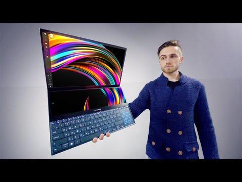 МОЩНЫЙ ноутбук с