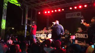 891 Eightball & MJG Lay It Down Live at #A3C @DAREAL_8Ball @pimptypemjg @A3C