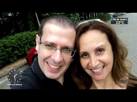 Polícia está atrás de homem que atirou em casal na Grande SP | SBT Notícias (23/04/18)