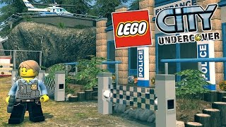 LEGO City Undercover Прохождение На Русском #2 — КОРОЛЬ ЗАПРАВКИ!