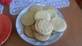 How To Make The Best Tasting Sugar Cookies Out There!