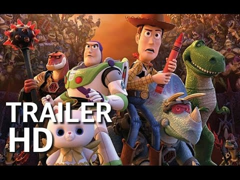 Toy Story 4 Official Trailer #1 ( 2018 ) Movie HD