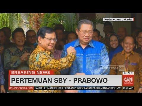 Apa Hasil Pertemuan Prabowo - SBY?