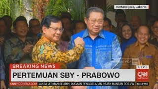 Download Video Apa Hasil Pertemuan Prabowo - SBY? MP3 3GP MP4