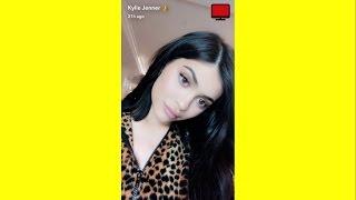 Kylie Jenner's Snapchat Story - April 12th 2017