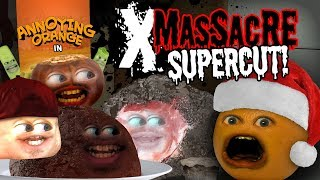 Annoying Orange - X-Massacre Supercut!
