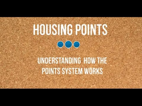 How Housing Points Work In Northern Ireland - Housing Rights Service