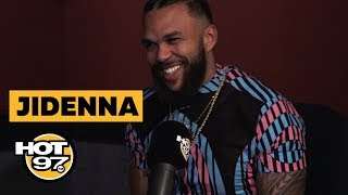Jidenna On 85 to Africa, Nipsey Hussle + Relationship Plans