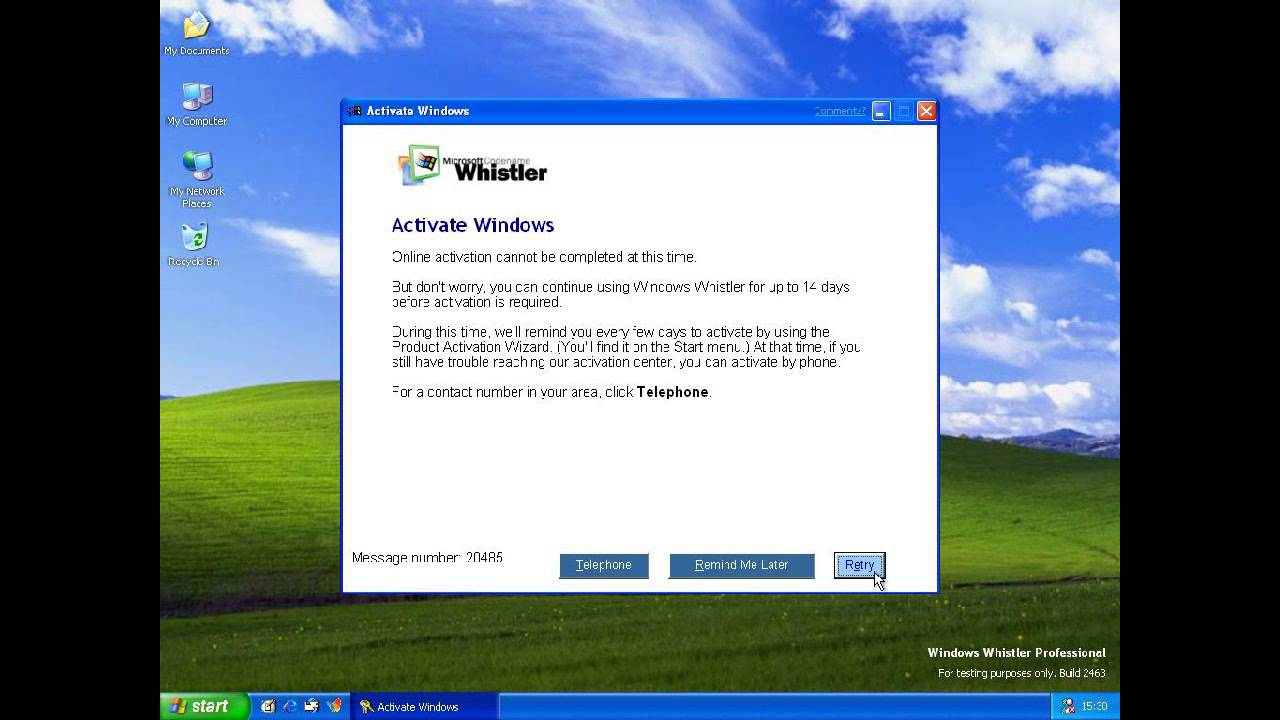 windows 2000 to windows xp the best os in the world