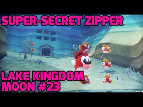 Lake Kingdom Power Moon 23 - Super-Secret Zipper - Super