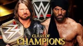 RISULTATI WWE CLASH OF CHAMPIONS 2017