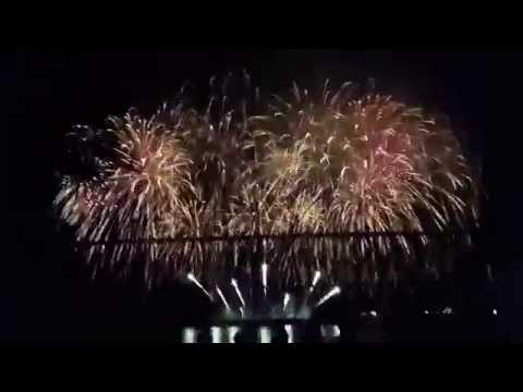 Honda celebration of lights Brazil