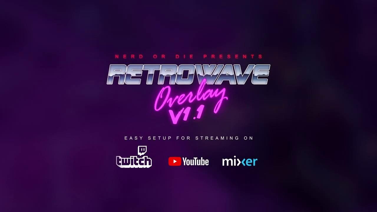 Retrowave : Stream Package