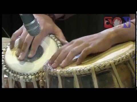 Classical Duet Festival for the Youth - 2015 (Sarod duet) // Raga - Yaman