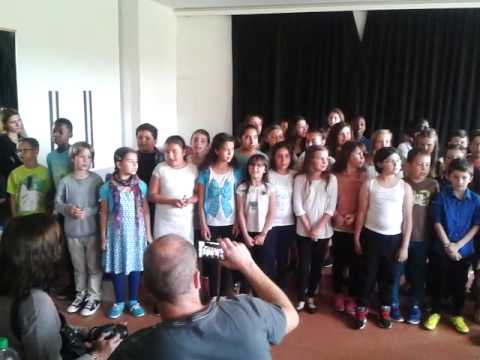 Abschlussfeier der Eduard-Mörike Grundschule Eschweiler