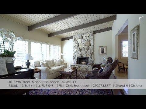 Manhattan Beach Real Estate  New Listings: Feb 1718, 2018  MB Confidential