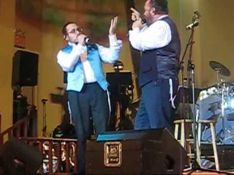 Yehuda Green and Lipa Duet - Nishmas