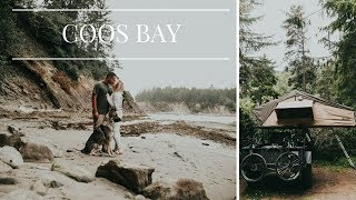 Camping in Coos Bay, Oregon