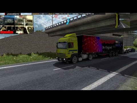 ETS 2.Mods renault major 480.ruta x promod
