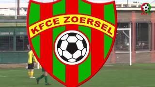 KFCE Zoersel - KFC Halle (scholieren)
