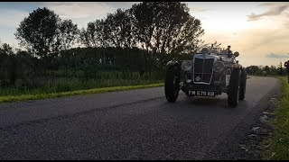 Mille Miglia 2019 - SOUND ON - 1000 Miglia pass by of the best classic cars rally