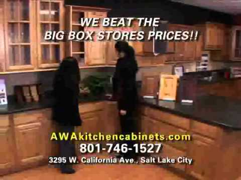AWA Kitchen Cabinets | Salt Lake City Utah