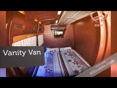 Vanity Vans Manufacturers India, Vanity Van Interior designer Gurgaon