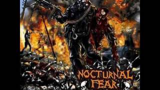 Nocturnal Fear - Cast From Heaven