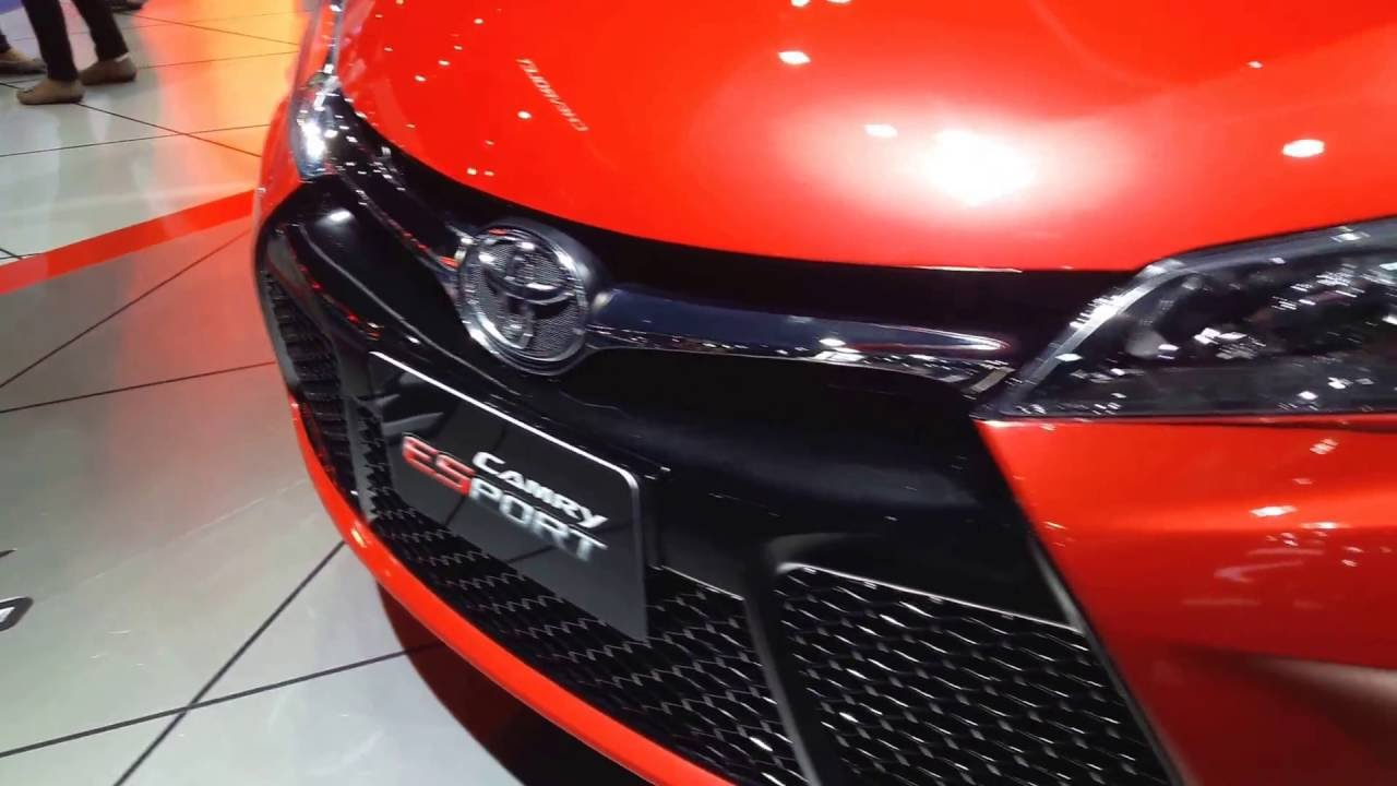 All New Camry 2017 Pantip Brosur Grand Avanza 2018 Toyota Esport 2016 ภายนอกภายใน Youtube