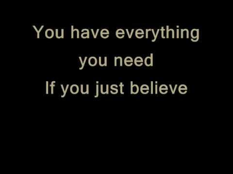 Josh Groban - Believe - Polar Express Soundtrack - Instrumental Acoustic Karaoke