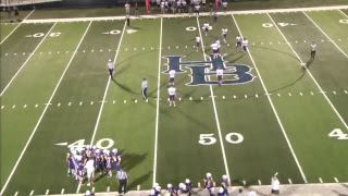 Central Junior High Football Live   8th vs Fayetteville Ramay & 9th vs Fayetteville Purple