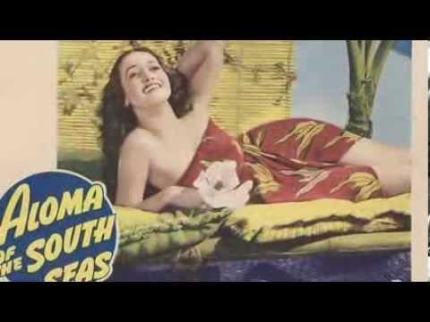 Dorothy Lamour : The Sarong Girl