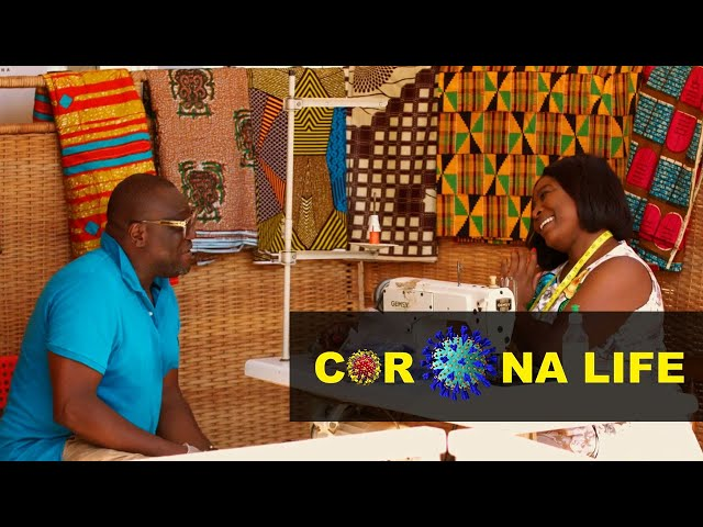 Corona Life - Episode 20 - Back to Life | TV/WEB SERIES GHANA