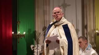 Veillée Va, Prie, Deviens... - Commentaire de Mgr. James (Version Courte)