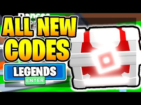 All New Secret Working Codes In Thick Legends 2020 Roblox