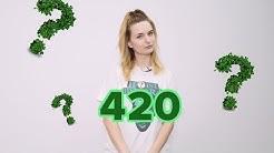 Ahnbare Education: Was bedeutet 420?