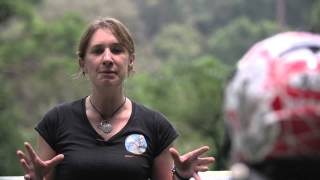 Motorcycling Around The World With Steph Jeavons